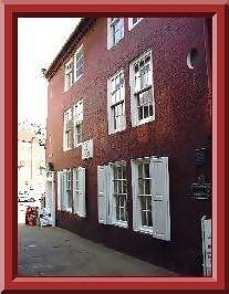 Memorial museum, Grape lane, Whitby