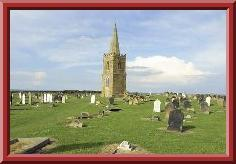 St-Germains Church, Marske-by-the-sea